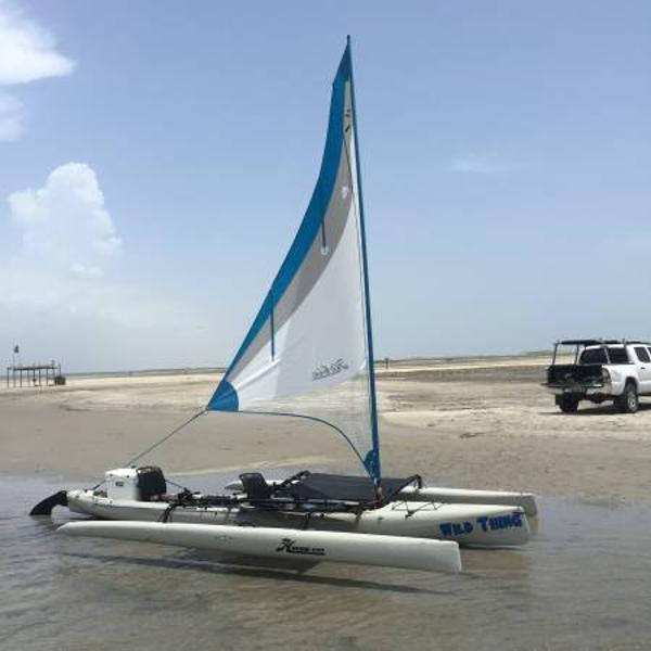 Hobie Cat Mirage Tandem Trimaran