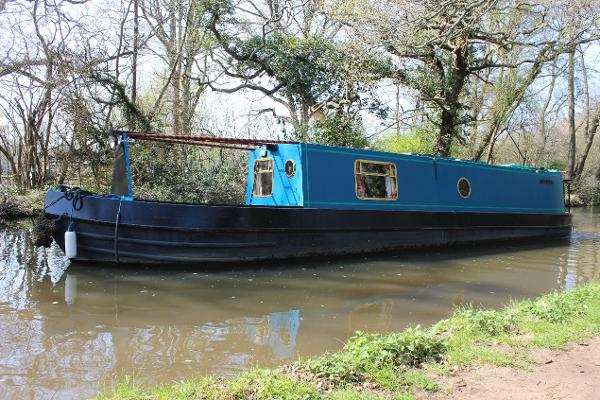 Narrowboat 41' Brummagem Boats Brum Tug