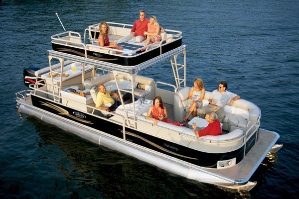 Pontoon Boat Pontoon Boat Hard Tops