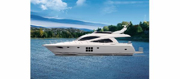 Dyna Yachts 63 Dyna Yachts 63
