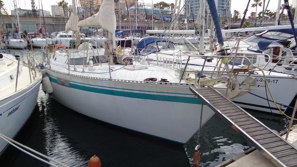 North Wind 40 ketch