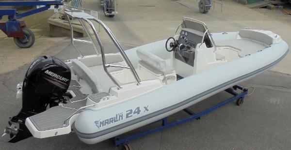 Marlin Ribs 24 X Marlin Ribs 24 X - Overall 1