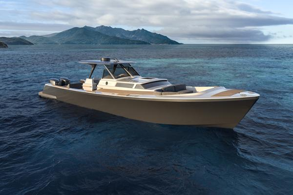 Moonride Runabout 43 OB
