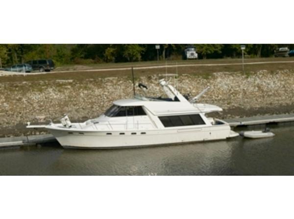 Bayliner 4788 Pilothouse Motoryacht