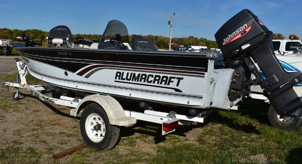Alumacraft DOM165CS