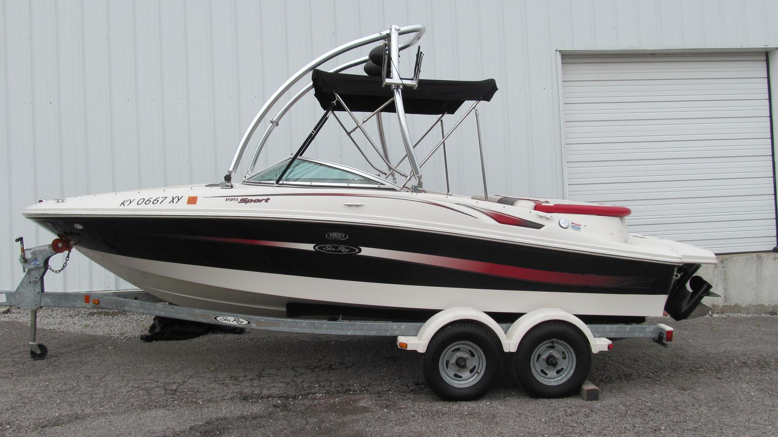 Sea Ray 195 Sport WT