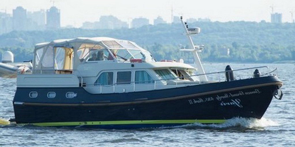 Linssen Grand Sturdy 430 AC