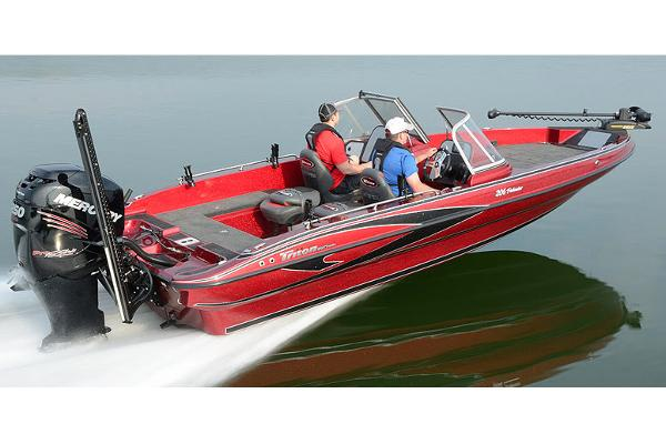 Triton 206 Fishunter Manufacturer Provided Image
