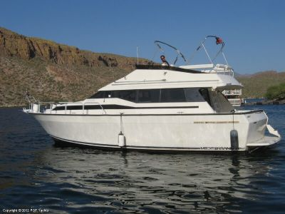 Mainship Double Cabin 41 1990 Mainship Double Cabin 41 for sale in Tortilla Flat, AZ