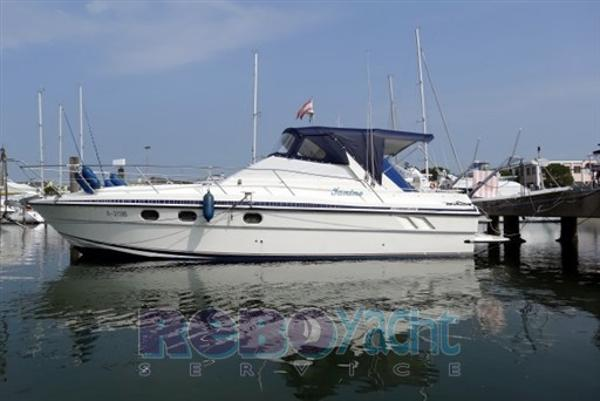 Fairline 33 Targa 02