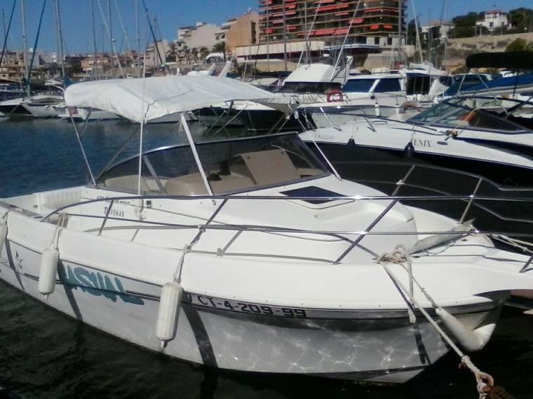 Faeton Yachts FAETON 630 TOP MORAGA
