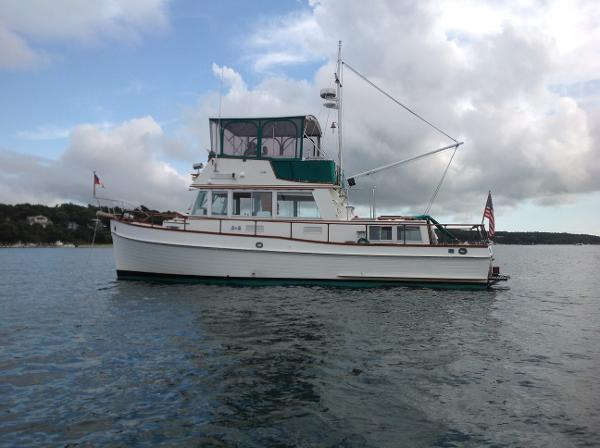 Grand Banks 36 Classic Port