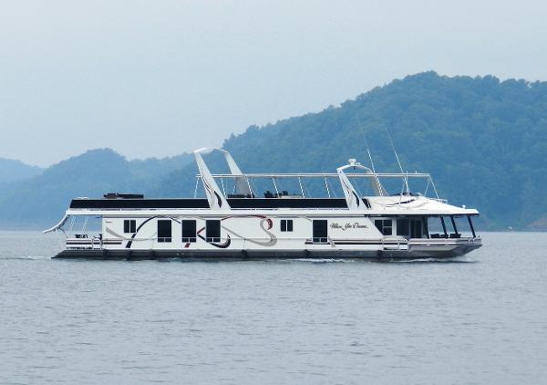 Sunstar 20' x 94' Houseboat When You Dream