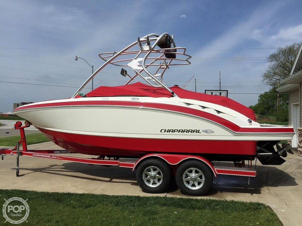 Chaparral Sunesta 224 Extreme 2008 Chaparral 224 Extreme for sale in Urbandale, IA