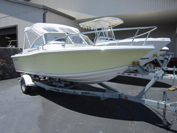 McKee Craft 196 Dual Console