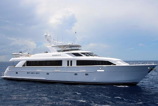 Hatteras Raised Pilothouse Motoryacht
