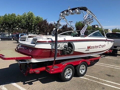 Mastercraft X25 2010 Mastercraft X25 for sale in Brentwood, CA