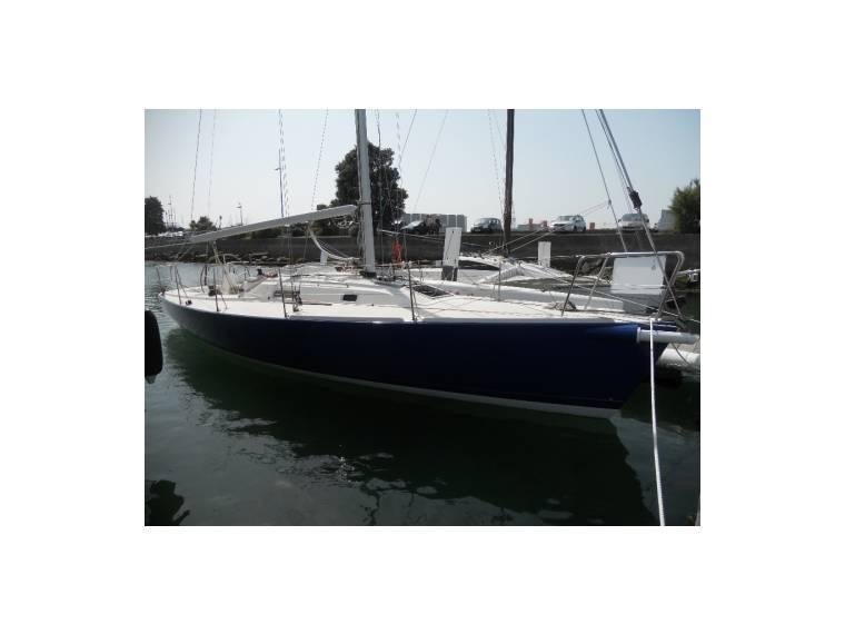 J Boats J COMPOSITES J 105 SV45208