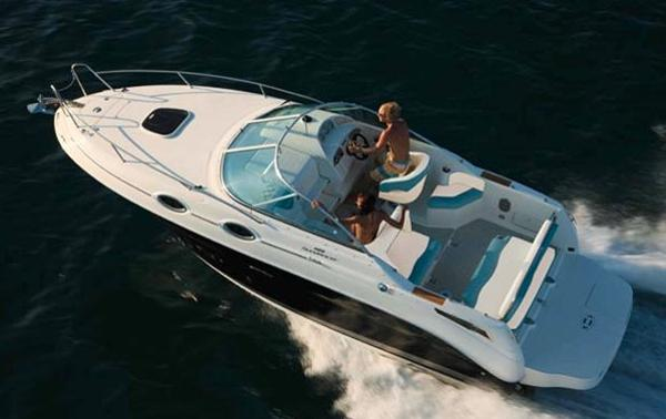 Sea Ray 255 Sundancer Manufacturer Provided Image