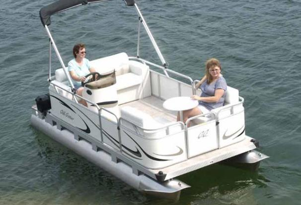 Gillgetter 615 Family Cruise Manufacturer Provided Image