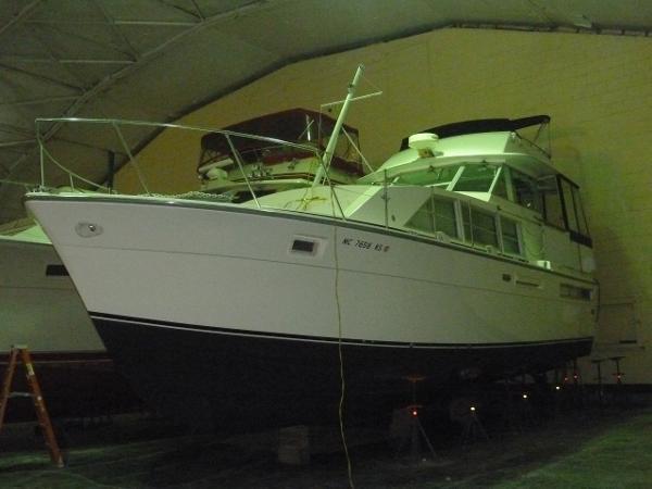 Bertram 42 Motor Yacht 42' BERTRAM MOTORYACHT
