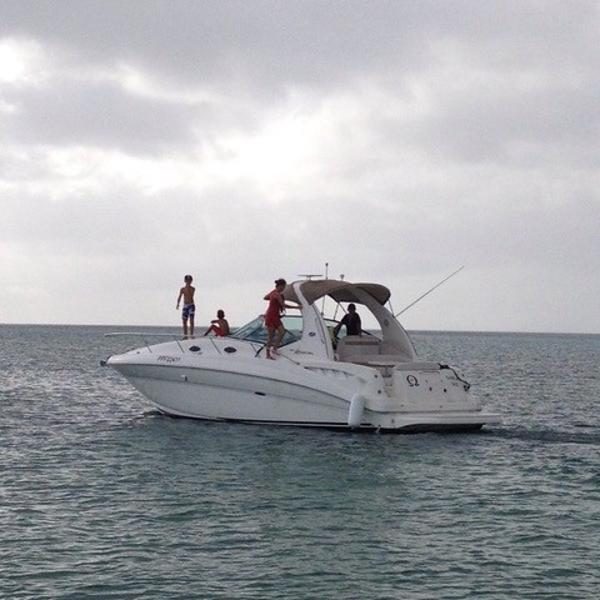 Sea Ray 320 Sundancer Sea Ray Sundancer 320