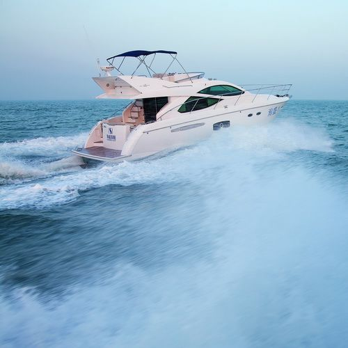 Hansheng Yachts Gallop 48 Stern