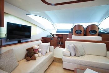 Hansheng Yachts Gallop 48 Saloon