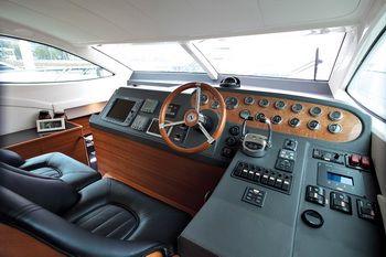 Hansheng Yachts Gallop 48 Helm