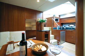 Hansheng Yachts Gallop 48 Interior