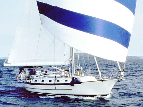 Pacific Seacraft -CREALOCK-- - CUTTER RIG  --amazing upgrades SISTERSHIP PHOTO