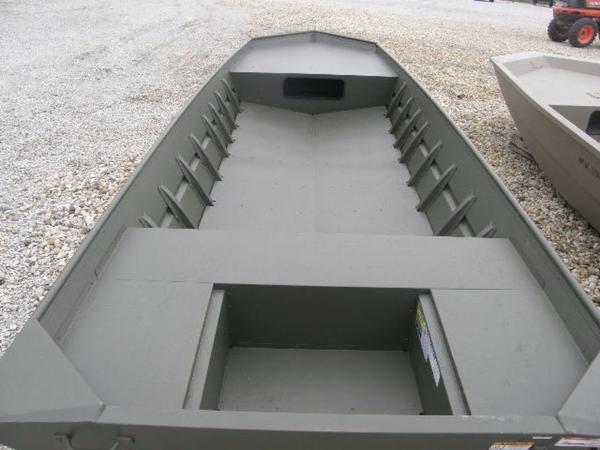 Alumacraft MV 1648 20