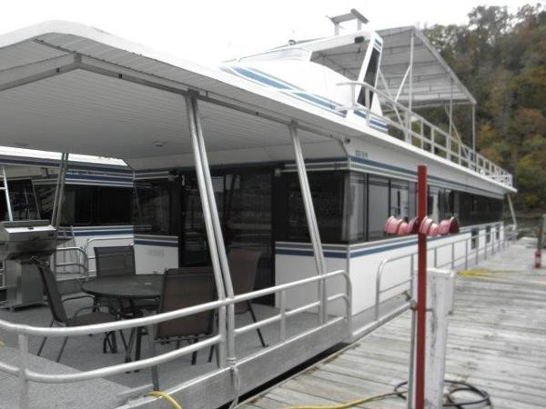 Jamestowner 16 x 80 Houseboat