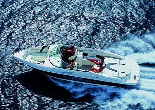 Rinker 262 Captiva Bowrider Manufacturer Provided Image
