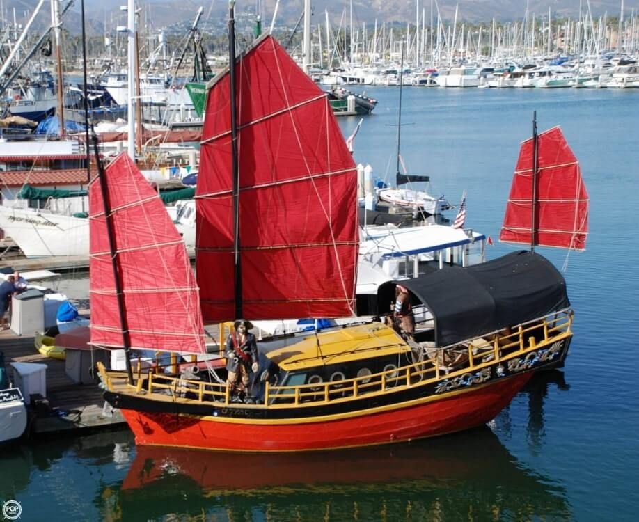 Chinese Junk 34 1962 Chinese Junk 34 for sale in Ventura, CA