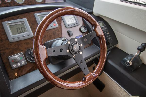 Princess 42 Lower Helm Console