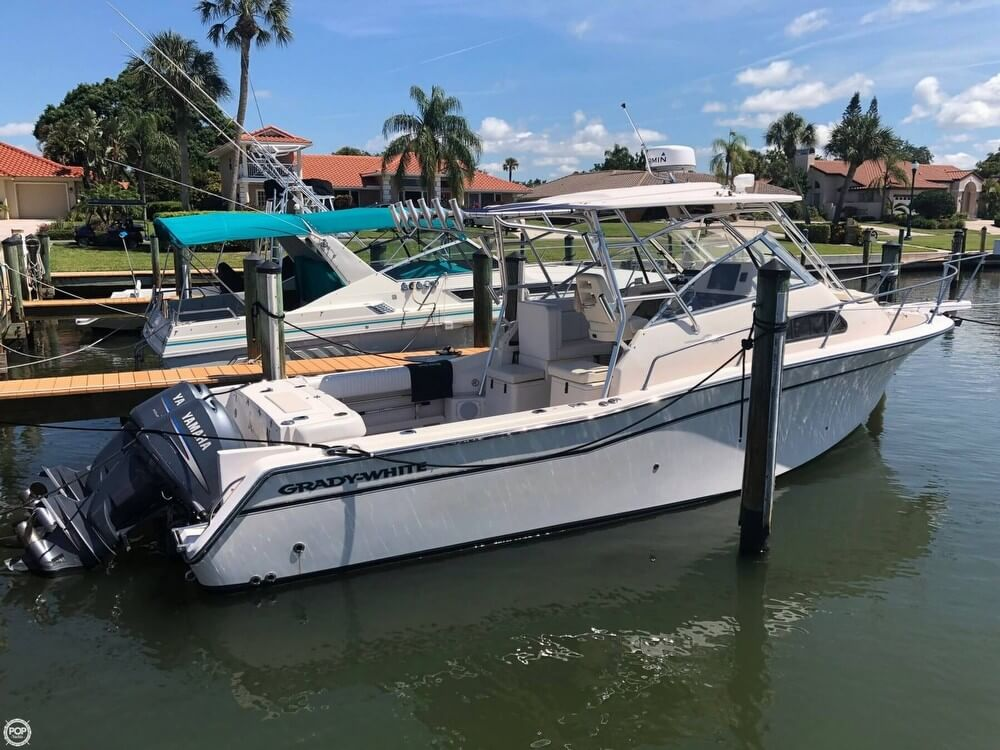 Grady-White 300 Marlin 2006 Grady-White 30 for sale in Osprey, FL