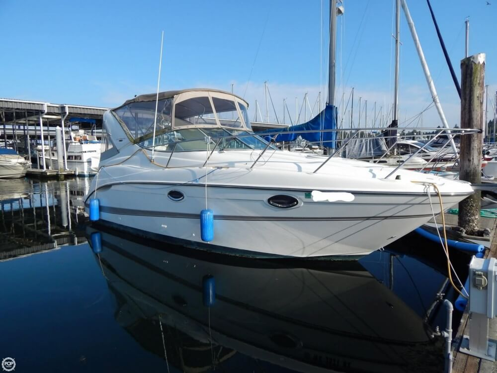 Maxum 2700 SCR 2002 Maxum 27 for sale in Kingston, WA