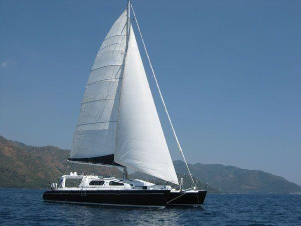 Custome Skye Sailing Catamaran