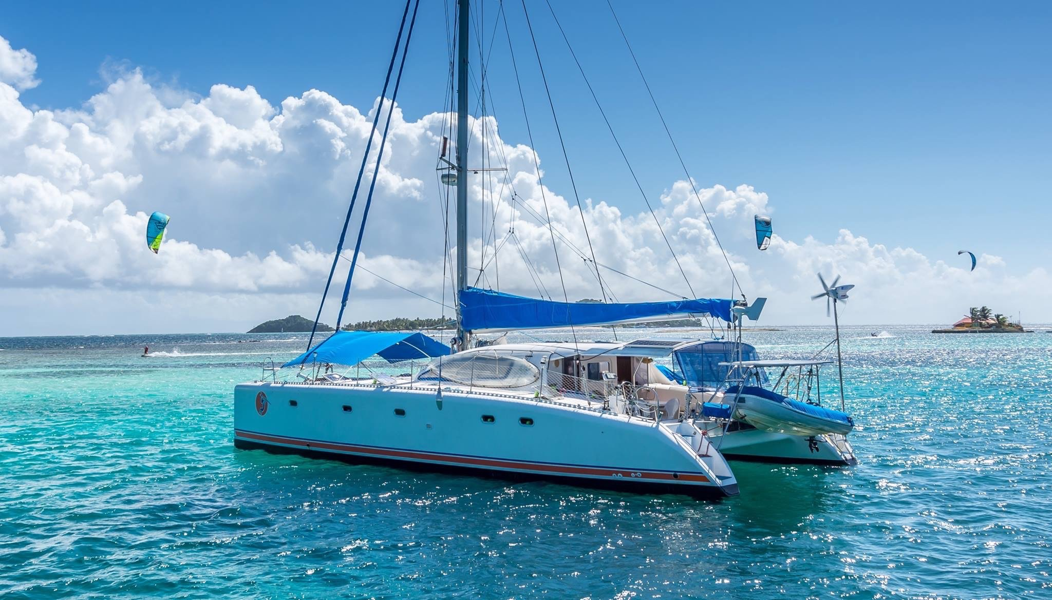 Nautitech 475 Catamaran Sailboat