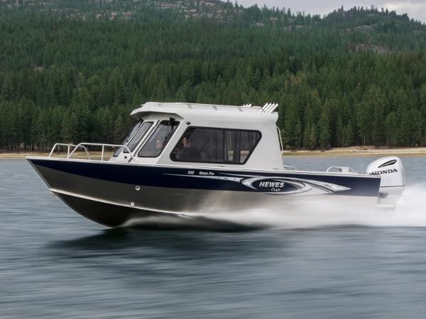 Hewescraft Ocean Pro 220 ET HT