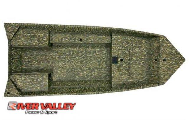 Alumacraft waterfowler