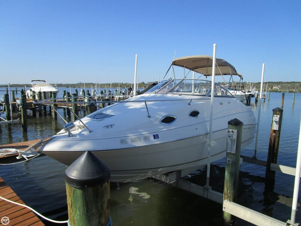 Regal 2465 Commodore 2002 Regal 2465 Commodore for sale in Flagler Beach, FL