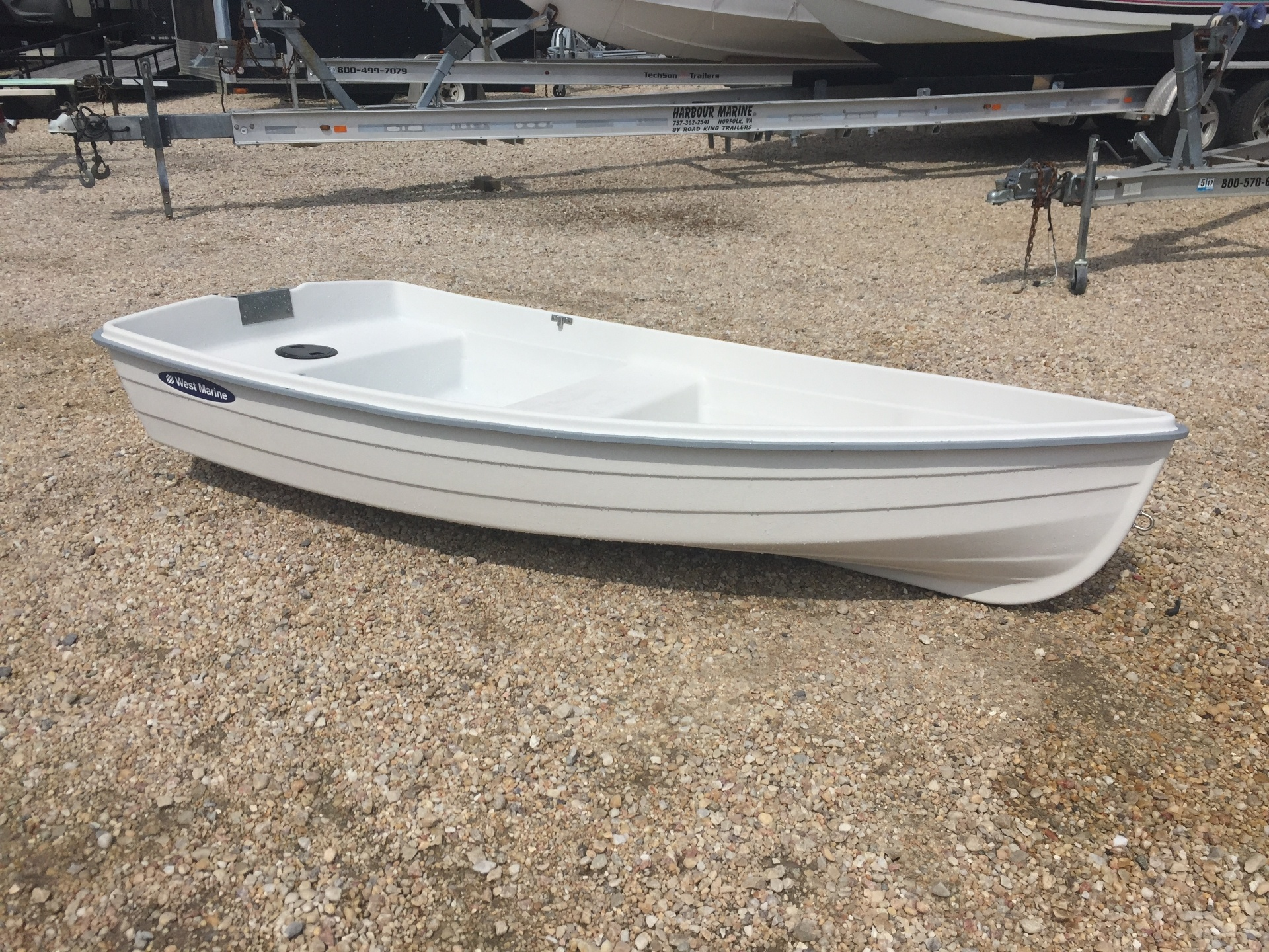West Marine Classic Dinghy