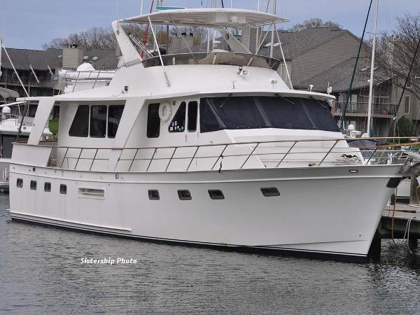 DeFever 53 Motor Yacht Sistership Profile