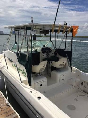 Sea Master 288 Walkaround