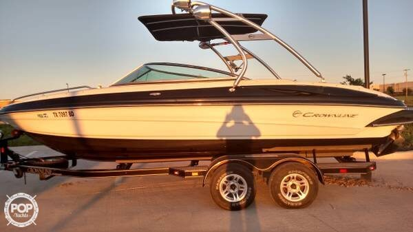Crownline 230 LS 2010 Crownline 23 for sale in Graham, TX