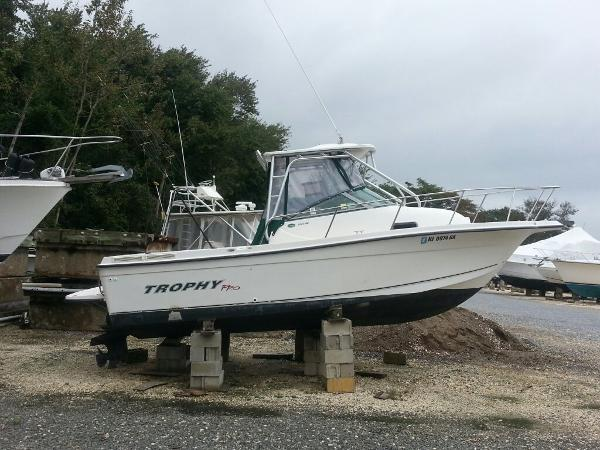 Bayliner 2352 Trophy Stb.