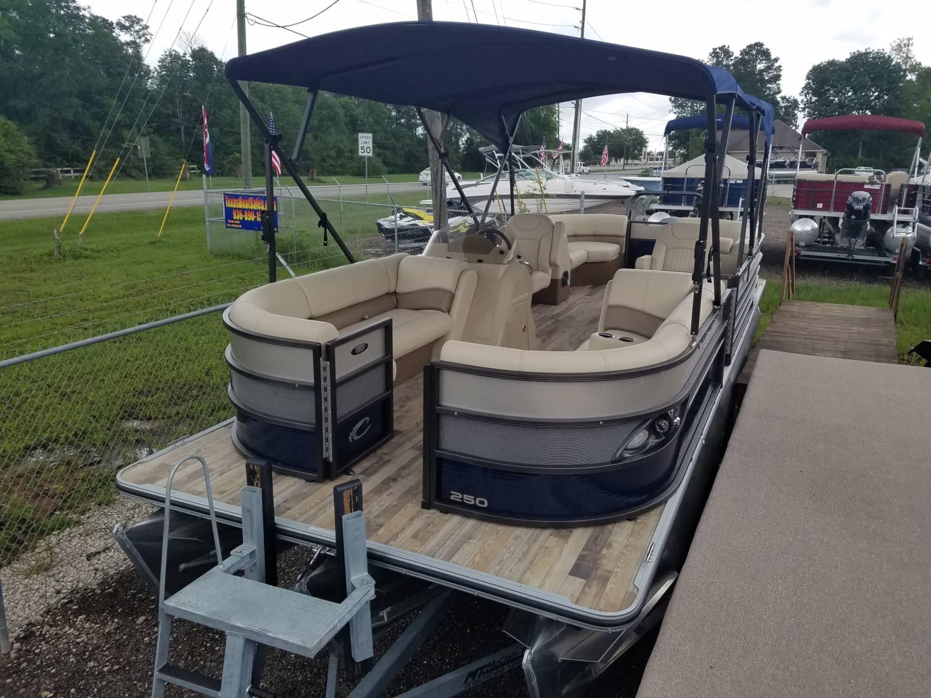 Crest Pontoon Boats III 250 SLC