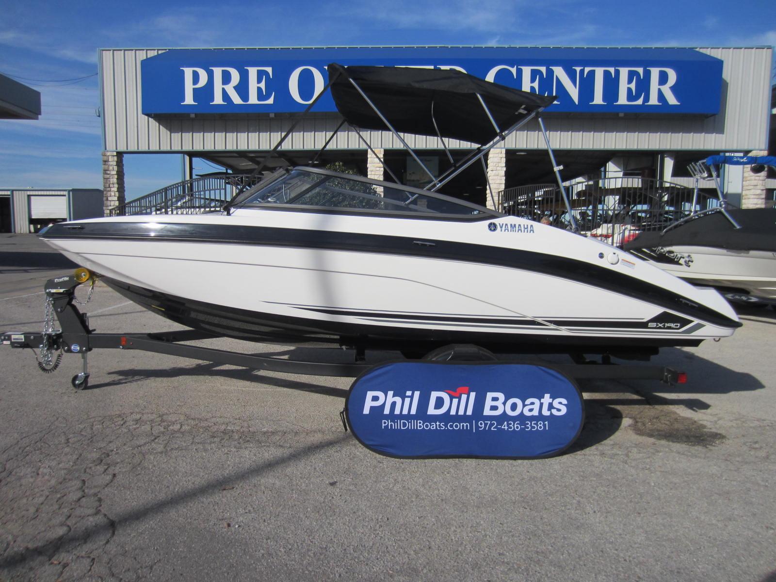 Yamaha Boats SX190
